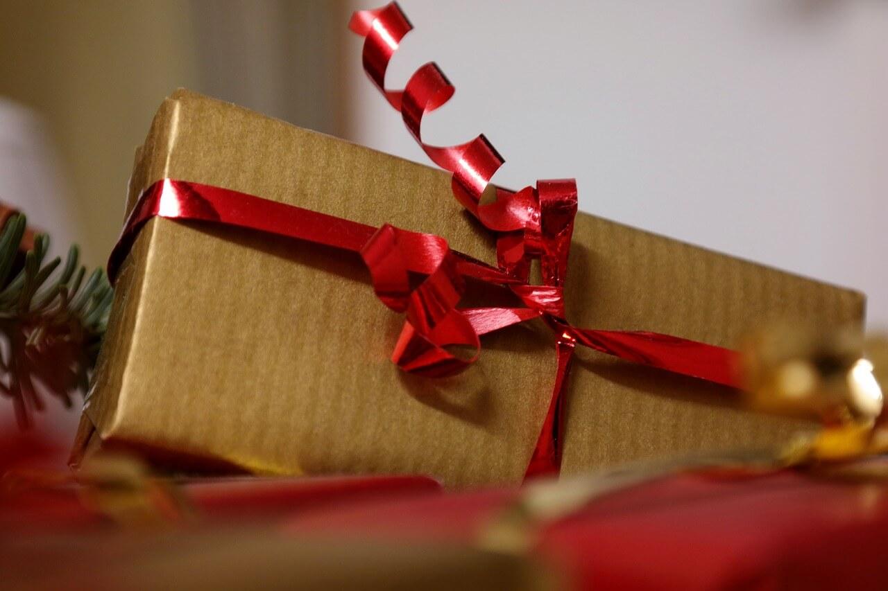 グランドーム天橋立ではプレゼントが突然出てくる!