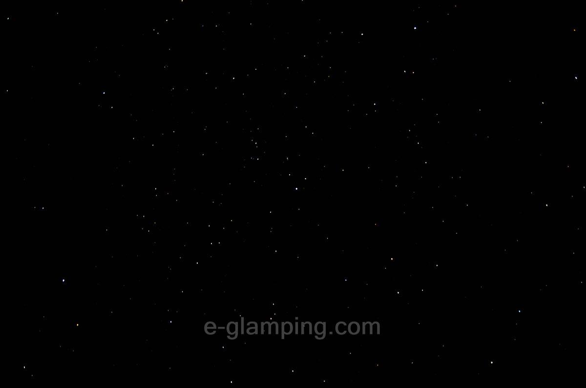 京都瑠璃浜グランドーム天橋立では星空撮影にぴったりで星が綺麗