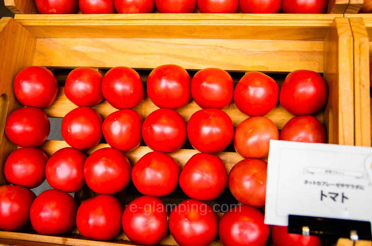 京都るり渓GRAX(グラックス)のトマト