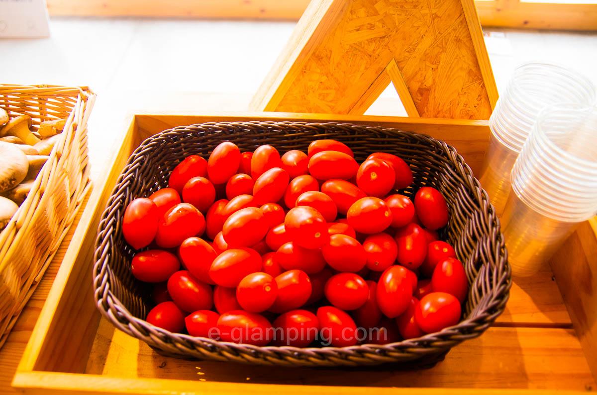 京都るり渓GRAX(グラックス)のプチトマト