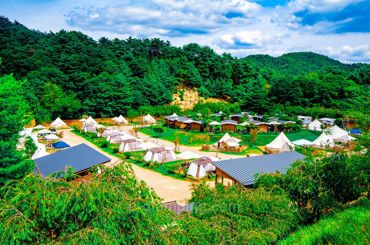 京都るり渓GRAX(グラックス)のグランピング画像