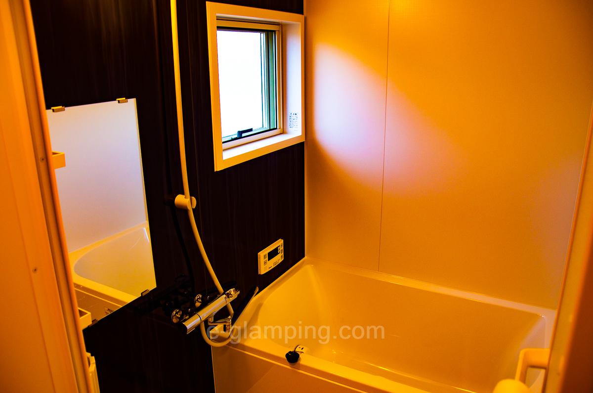 パームガーデン舞洲の普通のシャワールーム
