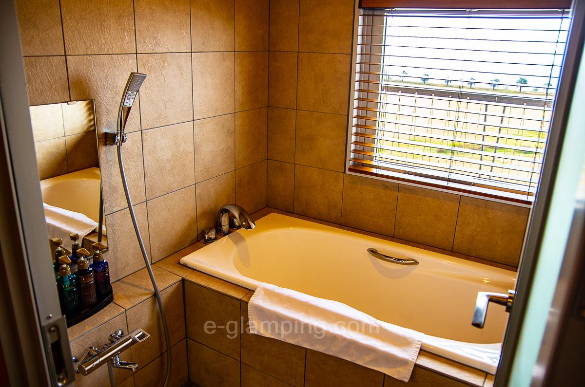 ホテル・ロッジ舞洲別館ネストのお風呂