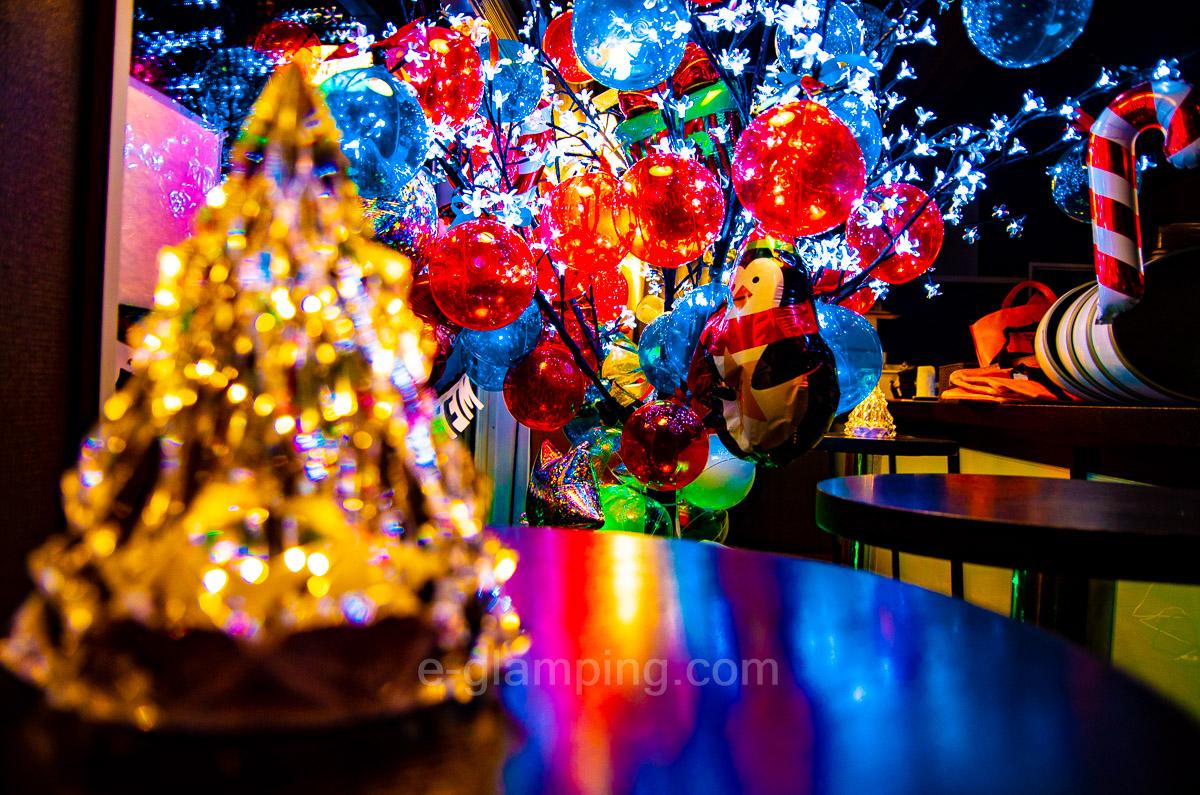 パームガーデン舞洲バーパームツリーのインスタ映え写真