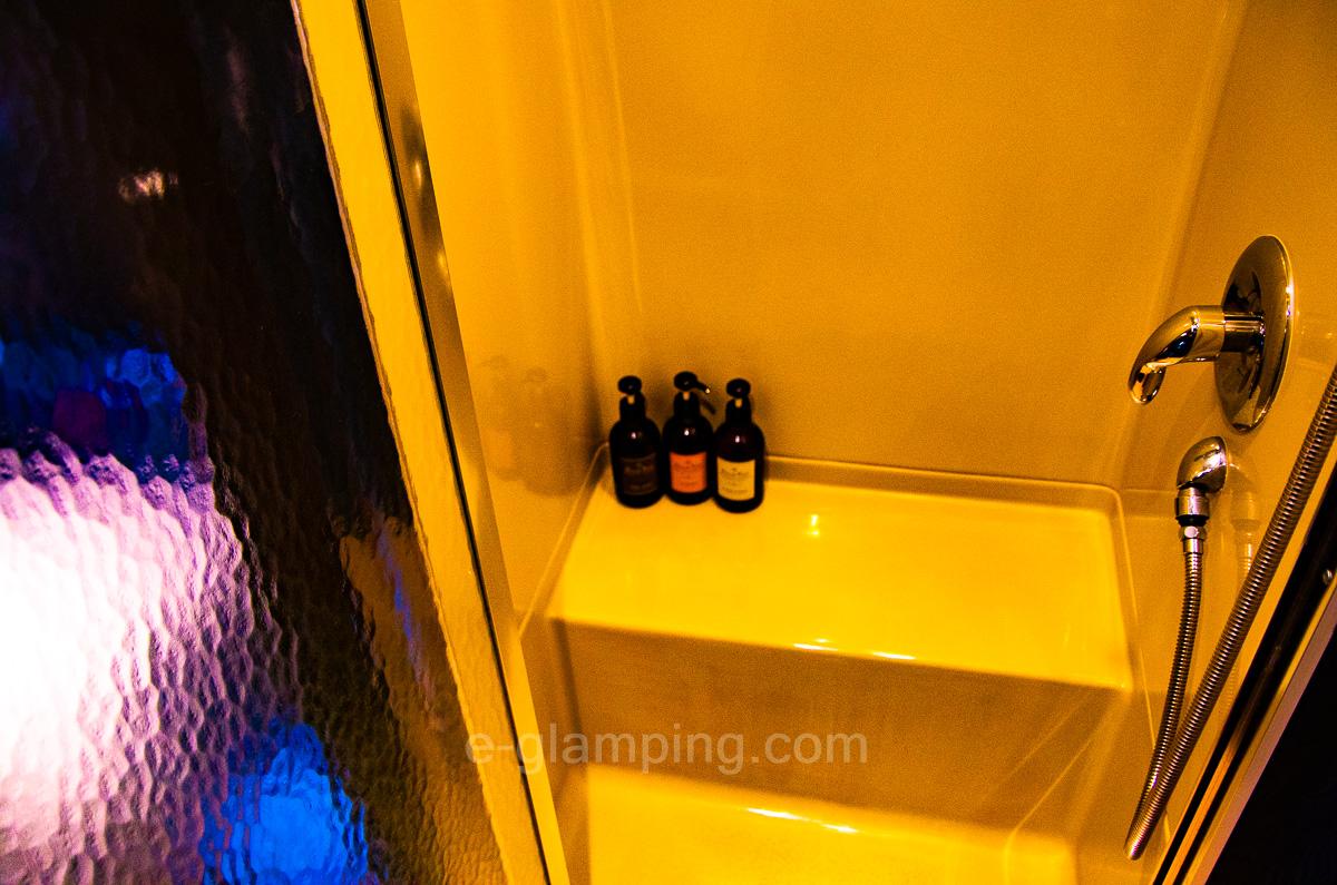 パームガーデン舞洲シャワールーム