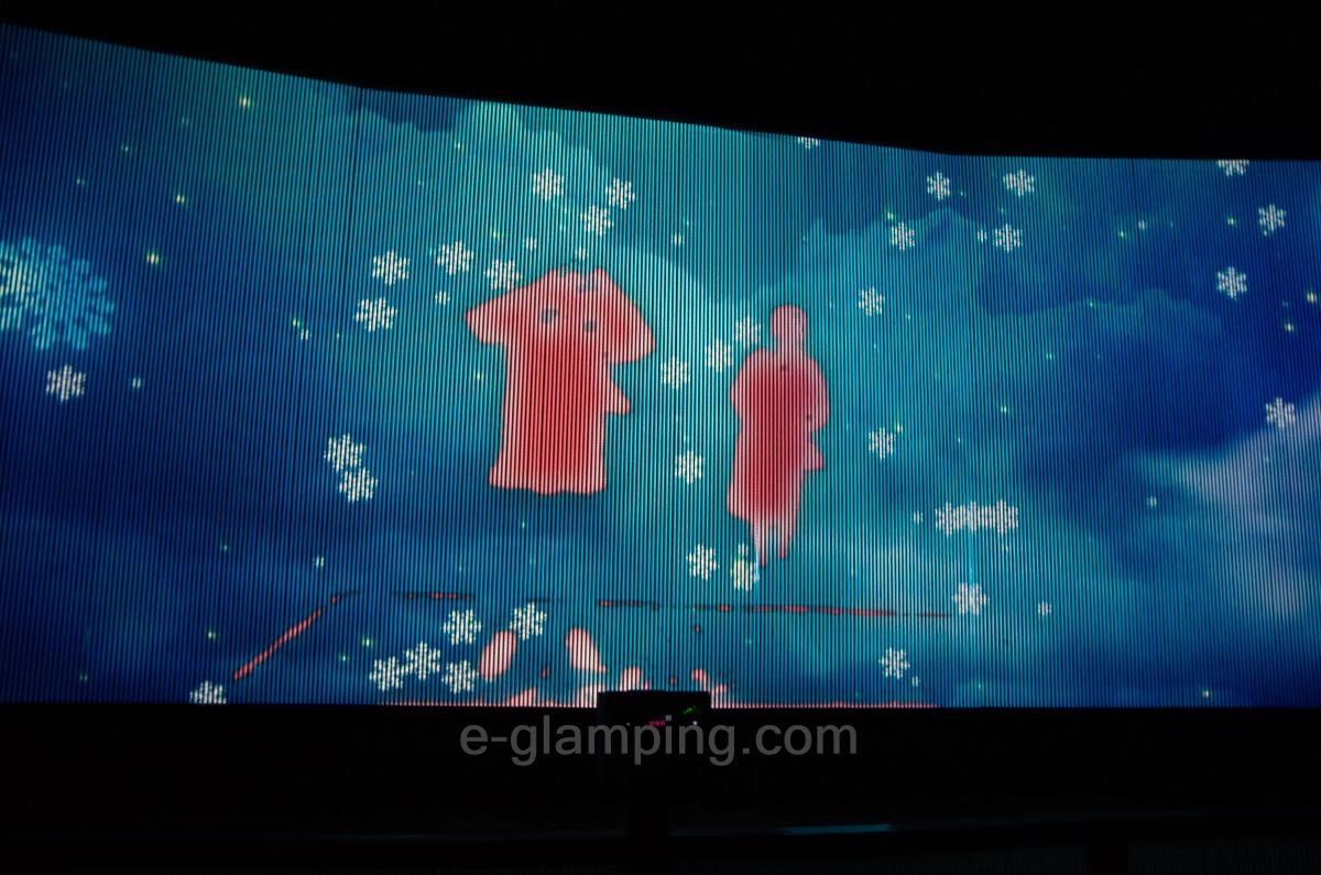 冬グランピング京都イルミネーションシナスタジアヒルズ体験