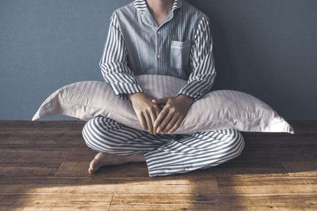 グランピングではパジャマが必要な持ち物である