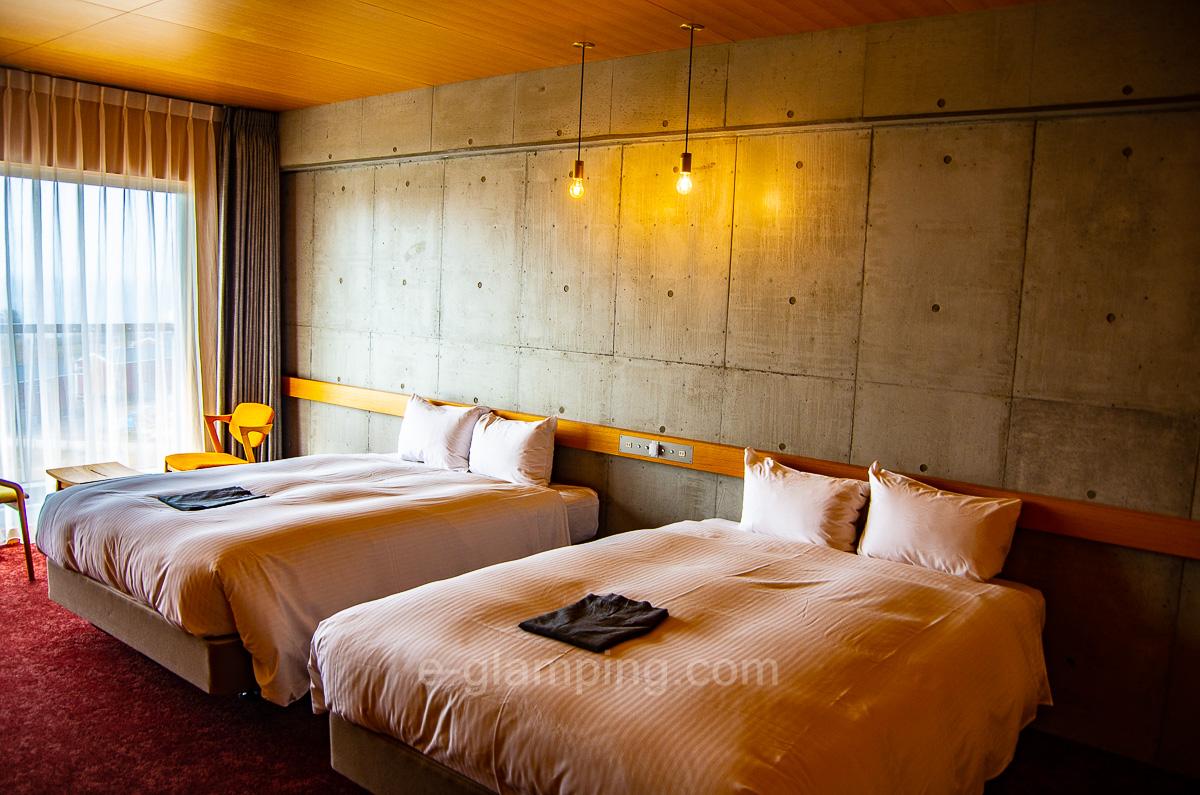 ホテル・ロッジ舞洲、森とリルのBBQフィールド-48